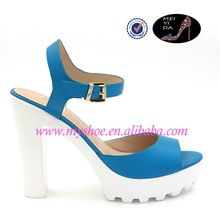 Alibaba China hot new lady shoes for 2015