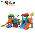 China playground equipment pretty children's slide castle