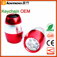6 Led Wholesale Mini Led Flashlight Keychain,Led Keychain Flashlight,Keychain Flashlight