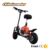 Folding gas scooter with 71cc 2 stroke engine gasoline scooter for adults