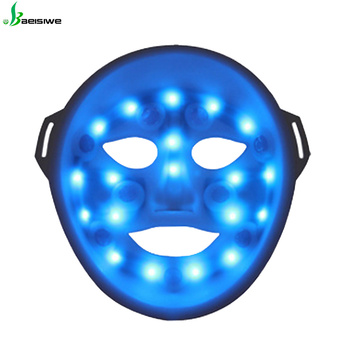 Beauty Machine Tightening Skin Electrical LED Facial Mask Portable Facial Mask