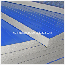 Color steel wall sandwich panel eps foam sandwich panel