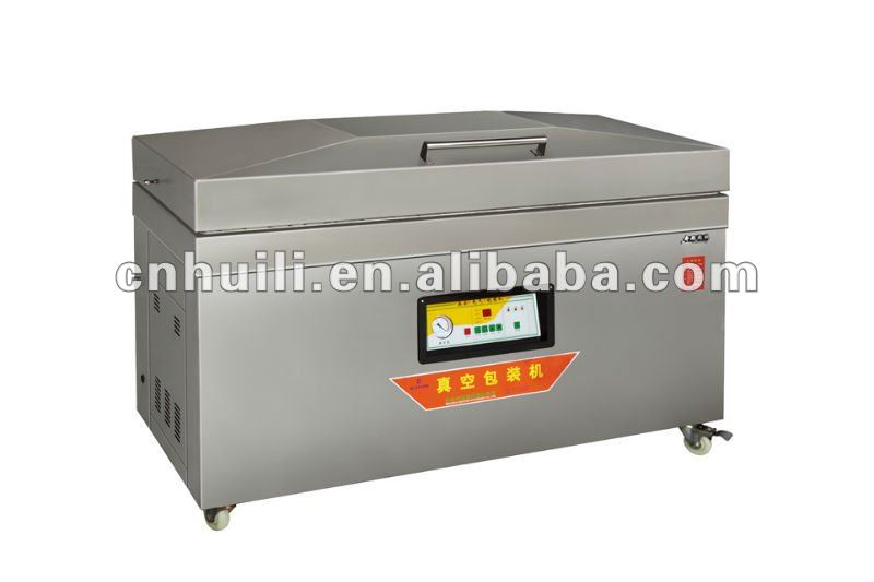 DZ(Q)800/2E single chamer vacuum (aeration) packing machine