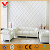 Home living room interior decorative wall covering panels/fiberglass sound reflecting panel