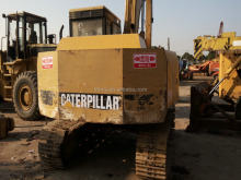 E120B used hydraulic crawler excavator used john deere excavator 1993-1995year hot sale