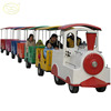 Customized Manufactures Amusements Park Mini Rides Medium Cartoon Shopping Mall Kids Electric Tour Train