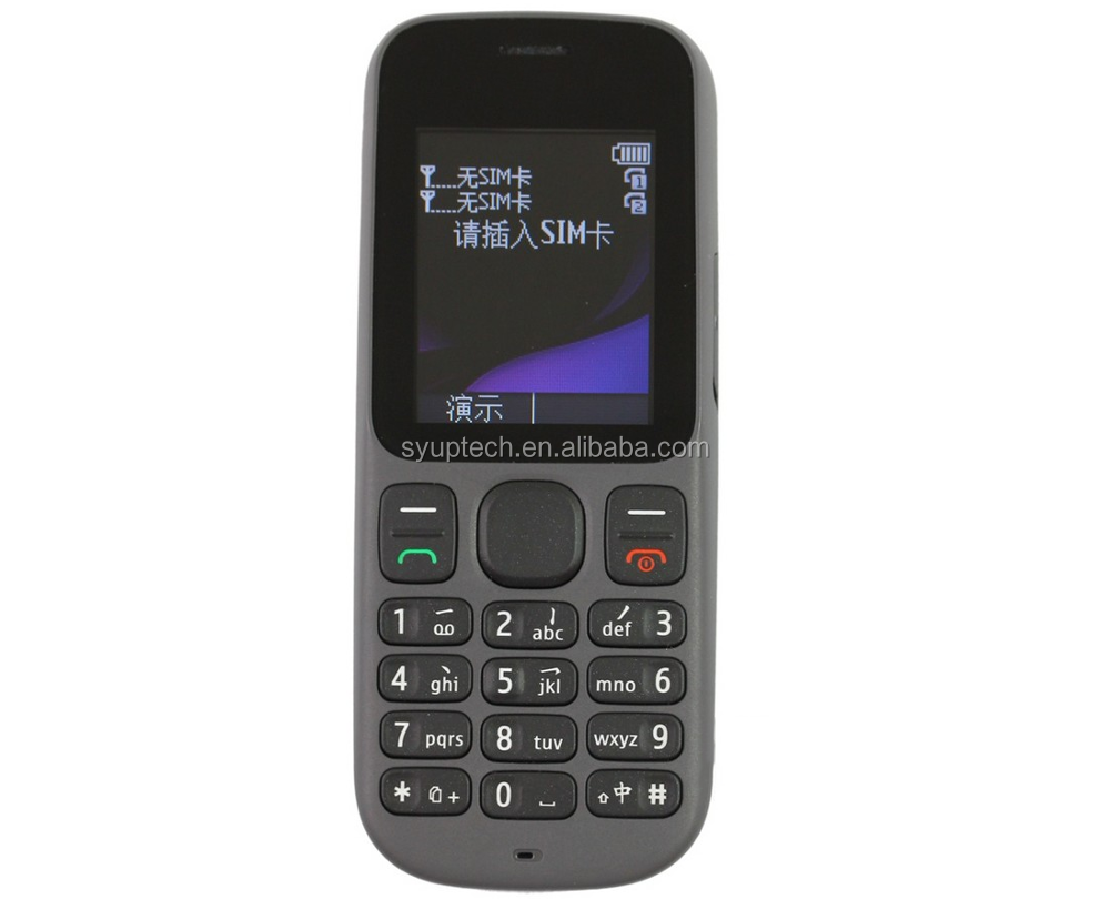 2017 Factory price mobile phone For Nokia <strong>101</strong> Unlocked with whatsapp for for nokia 1650 <strong>101</strong> 107 108