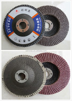 Sanding abrasives tool for polishing metal and glass