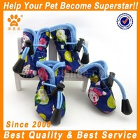 JML Lively Dog Socks with Elastic Cord, Puppy Socks For Winter Indoor
