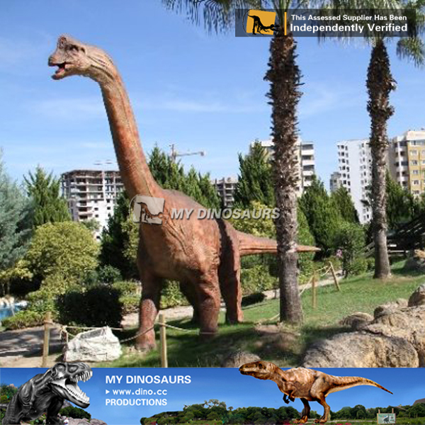 MY Dino-Dinosauro to construct amusement exhibition from zigong my dinosaurs culture and arts co.ltd