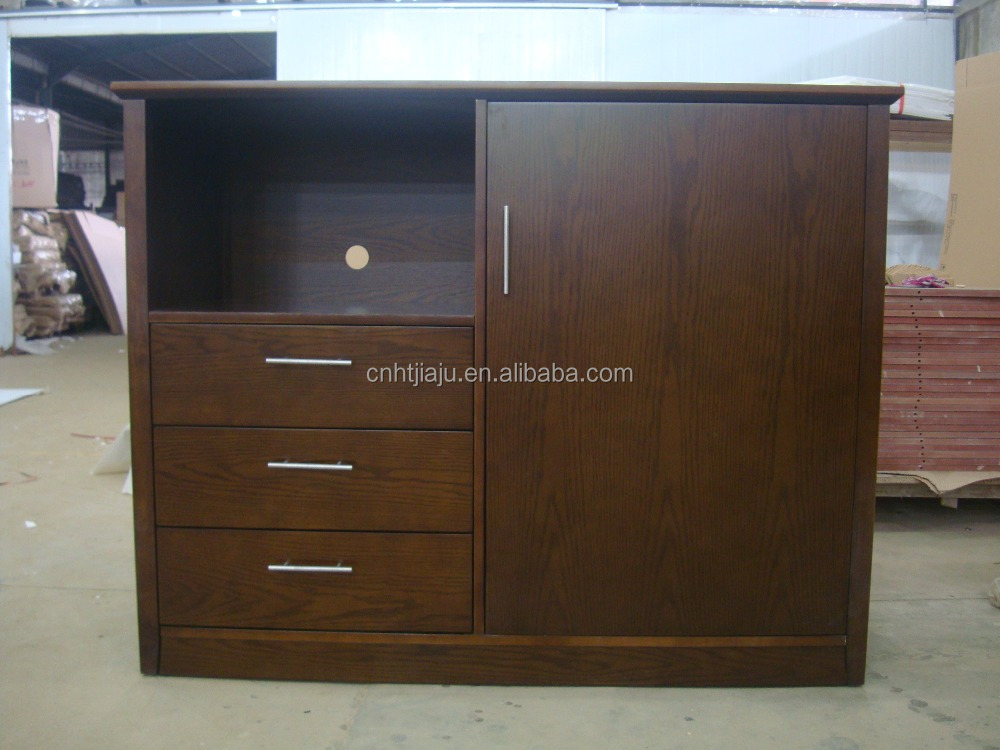 Hotel Furniture Type and Antique Appearance Microwave/Hotel Fridge Cabinet