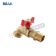 BWVA Short delivery date new products bibcock valve