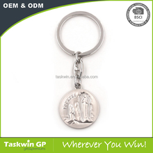 wholesale personalized cheap metal keychains in bulk