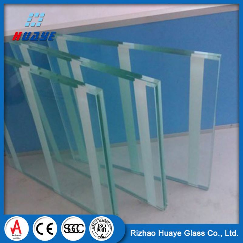 Sound Control Floor Laminated Glass with Lowest Price