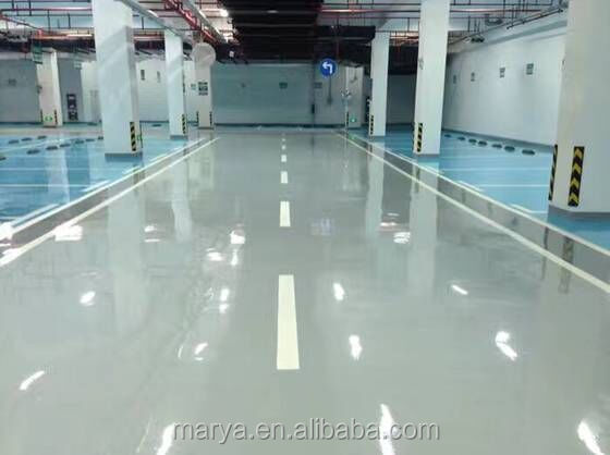Clean room floor for pharmaceutical company