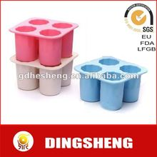 silicone rubber ice shot glass
