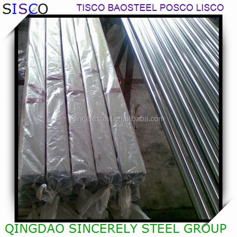 Welded stainless steel pipe grade 374