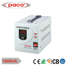 Digital avr 1000watts Automatic Low Voltage Stabilizer/voltage Regulator for 110VAC 220VAC home appliances