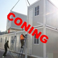 Easy To Assembly Prefab House/ Container House