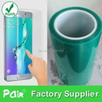 good Curved bending performance PET Film used for screen protector