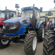 chinese cheap price 120hp big farm tractor CH1204