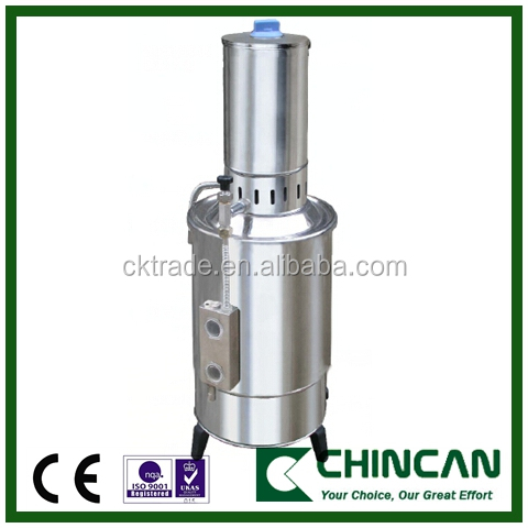 YA.ZD/YA.ZDI High Quality Electronic Stainless Steel Water Distiller/Tower Appliance Stainless Steel Water Distiller