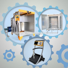 Factory price teflon powder coating equipment with best every quality