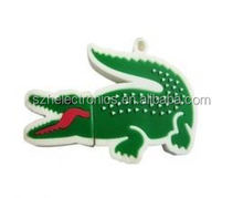 Wholesale Freesample Highspeed alligator usb flash drives for Promotional gifts