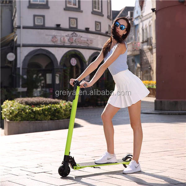 Popular transport Original inokim brushless motor mini 2 wheels electric folding scooter