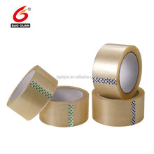 jumbo Roll/crystal Transparent/brown Bopp Packing Tape