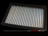 Hurricane Stainless Steel Air Filter for the E46 All Engines and Body 318 320 323 325 328 330 M3 13-72-1-730-946/13-72-1-744-869