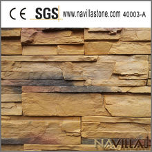 Navilla New Style stacked stone for villa facade 40003-A