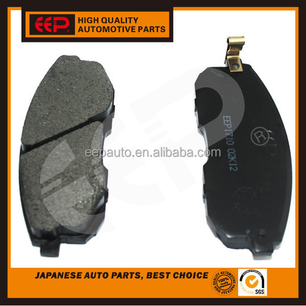 Disc Brake Pads D430 For NISSAN INFINITI 41060-40U90 auto parts