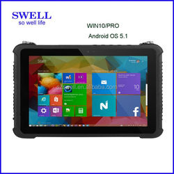 "Industrial Embedded Mini PC 7"" Inch Rugged Android Tablet RJ45 Ethernet Port data terminal"