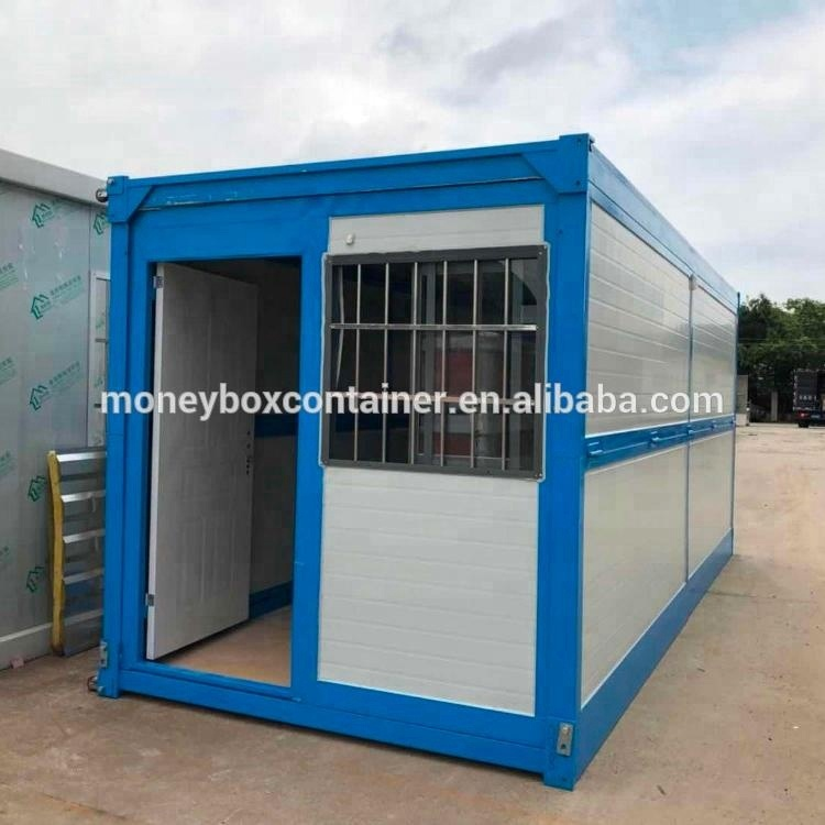 Easy Assembly And Disassembly 20' container home,20 folding container house,20ft container for hot sale