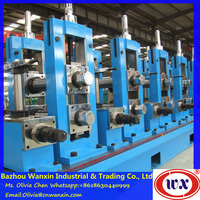 Longitudinal Submerged Arc Welded(LSAW) pipes Machinery Line