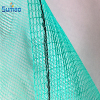 High quality HDPE stair safety netting for building and scaffold fall protection