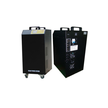 Off grid solar frequency LCD display 1.0KW 1.4kVA solar UPS
