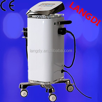 2015 ultrasonic liposuction cavitation slimming machine, cavitation rf vacuum machine