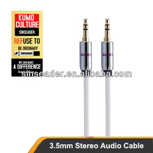 Premium <span class=keywords><strong>home</strong></span> stecker auf stecker audio video kabel 3,5mm AV aux