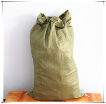 factory supply empty construction waste bag pp