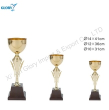 Resin Replica World Cup Trophies