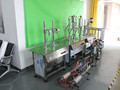 750ml pu foam PU foam filling machine