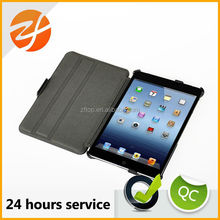 Hot selling leather case for ipad mini 2