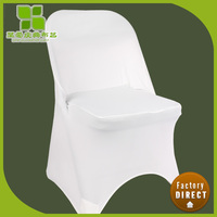 bigger and thicker banquet folding chair cover for wedding