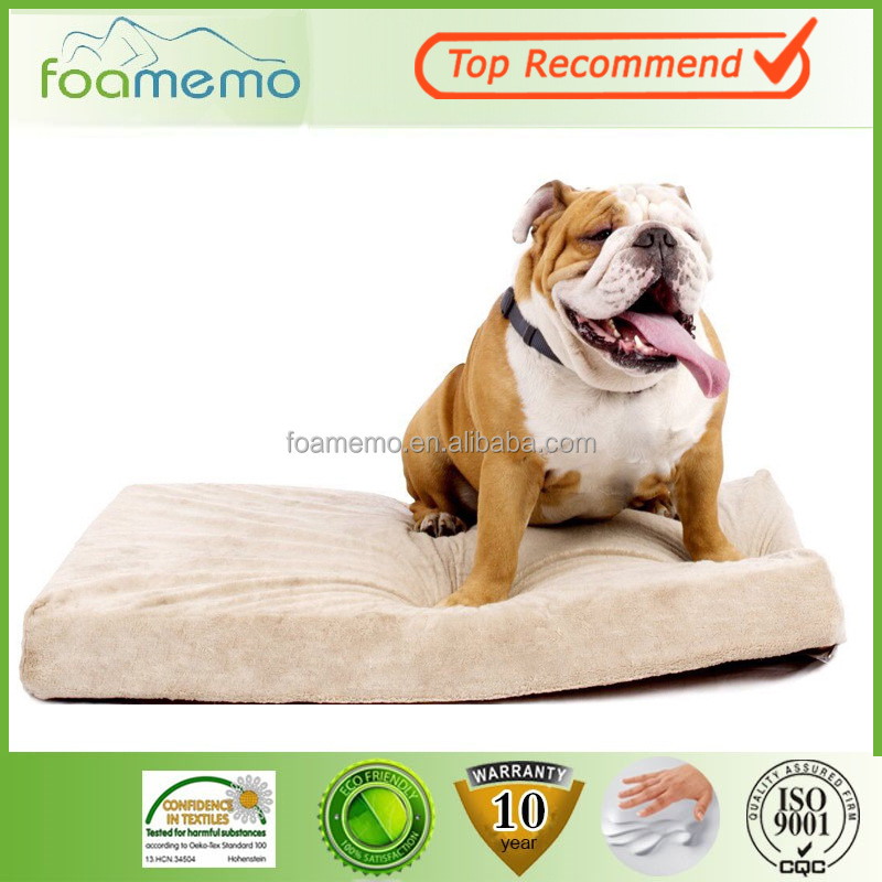 Princess Designer Waterproof Elevated Luxury Memory Foam Dog Bed For Dog, Luxury Pet Dog Bed Wholesale, Gustom Dog Mattress