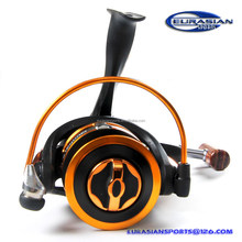 HD4000 China fishing reel factory wholesale one way clutch instant anti-reveerse roller bearing spinning fishing reel