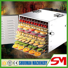 Automatic temperature control system fruit dehydrator