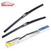 Customized Logo Printed Flat Windscreen Wiper Auto Soft Wiper Blade