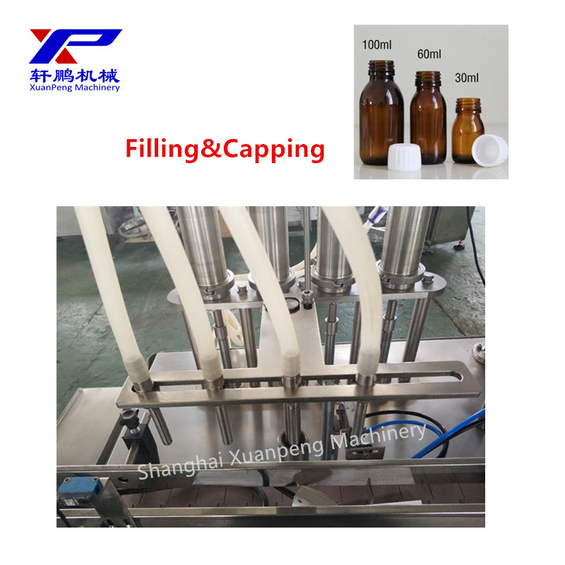 Filling machines Ready to Drink and Filling Machines For Beverage Juice Industries -Automatic Filling Systems